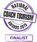 National Coach Tourism Awards logo